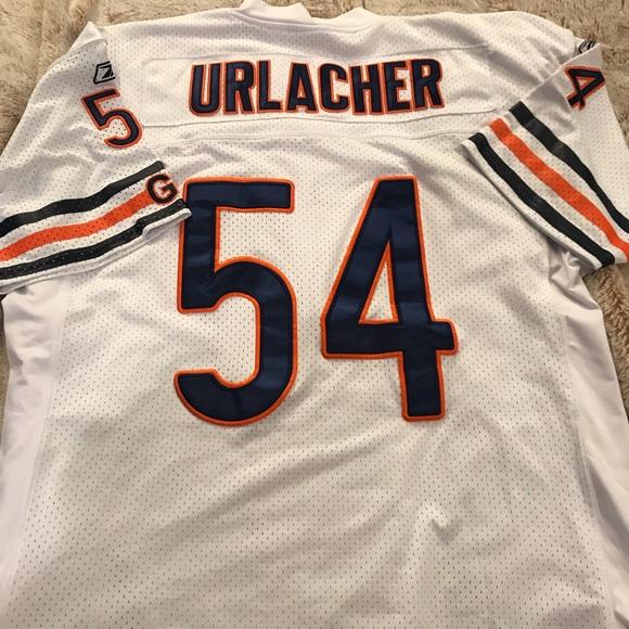 super popular 69d7a 92cfb Chicago Bears 54 URLACHER jersey Authentic Reebok